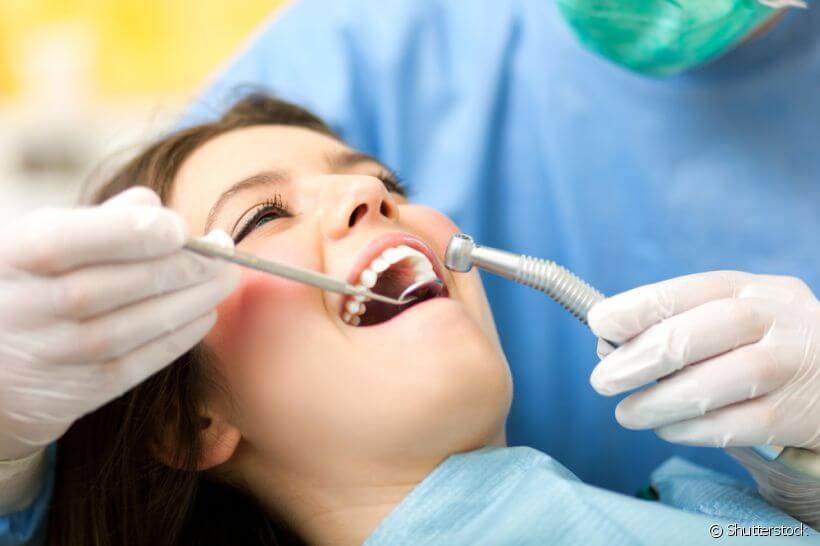 cirurgia na boca